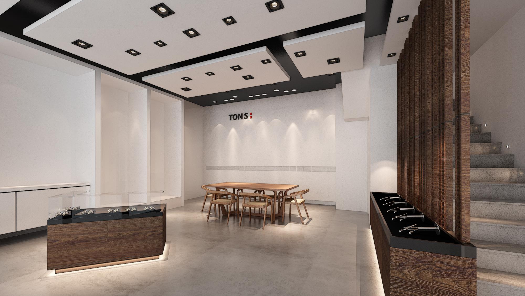 林明娥建筑师事务所 | 朵力设计汤石照明中国北京分